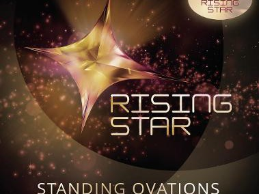 rising star – standing ovations